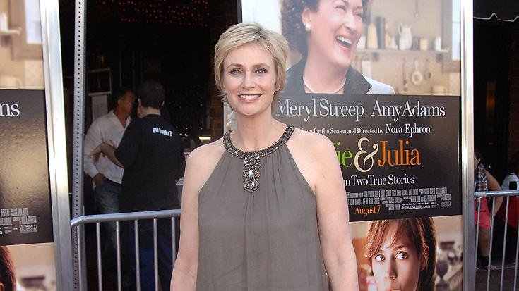 Julie and Julia LA Premiere 2009 Jane Lynch