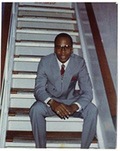 Tommy Mickens as a young man (photo courtesy Tommy Mickens)