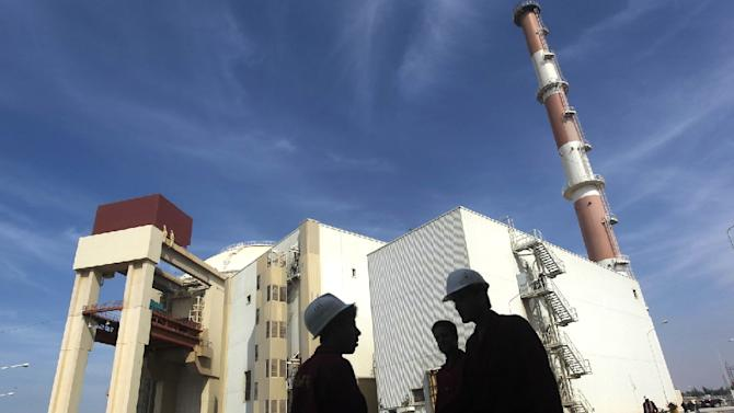 "Iran and Russia recently signed a contract to build two more reactors at the Bushehr facility with Tehran insisting it has a ""right"" to a peaceful nuclear energy programme"