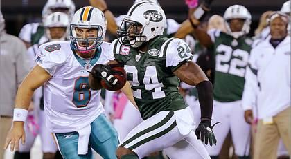Revis done for the year with torn ACL