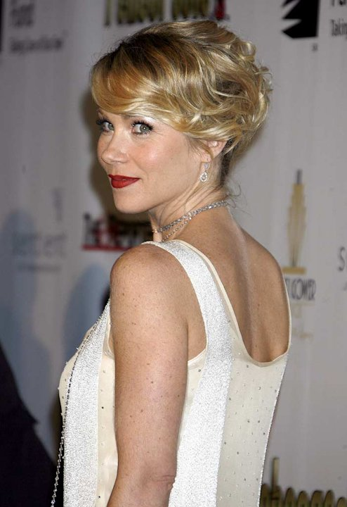 Christina Applegate at the &quot;A Fine Romance&quot; Gala Benefiting the Motion Picture &amp; Television Fund. 