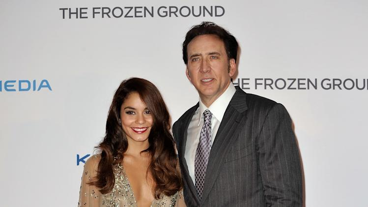 The Frozen Ground - UK Premiere - Red Carpet Arrivals