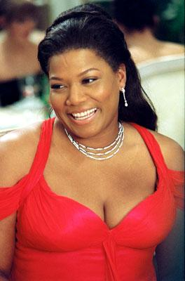 Queen Latifah in Paramount Pictures' Last Holiday
