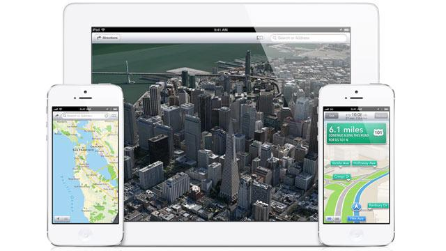 Apple CEO Tim Cook Apologizes for New Maps Glitches