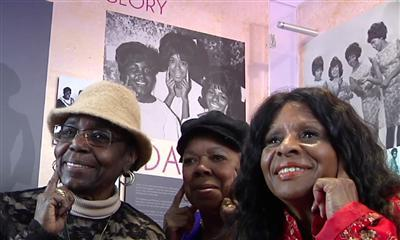 Motown's Unsung Trio Go From Back to Front