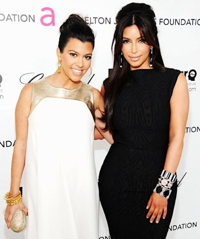 Kardashian Sisters Head to Miami to Begin Production on Kourtney & Kim Take Miami