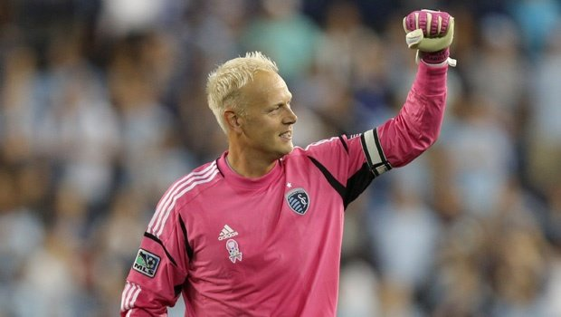 Record in his grasp, but Sporting KC's Jimmy Nielsen would rather focus on winning a championship