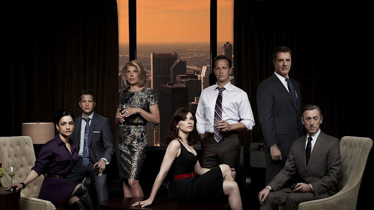 "The cast of ""The Good Wife."""