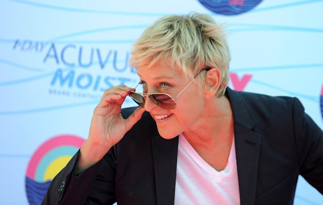 Ellen DeGeneres arrives at&nbsp;&hellip;