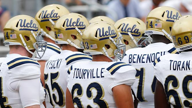 NCAA Football: UCLA at Virginia