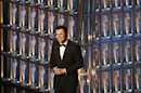 Oscar host Seth MacFarlane speaks on stage at the 85th Academy Awards in Hollywood