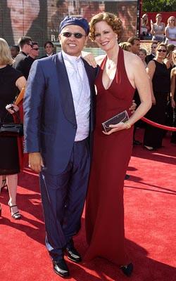 Joe Pantoliano and wife 55th Annual Emmy Awards - 9/21/2003