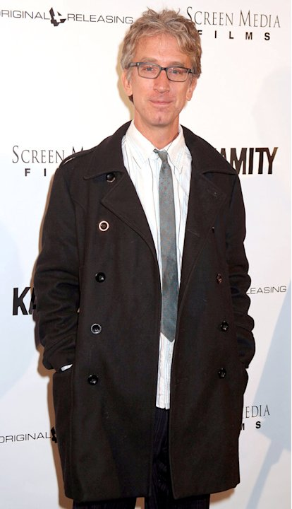 Andy Dick Kalamity Los Angeles Premiere Arrivals