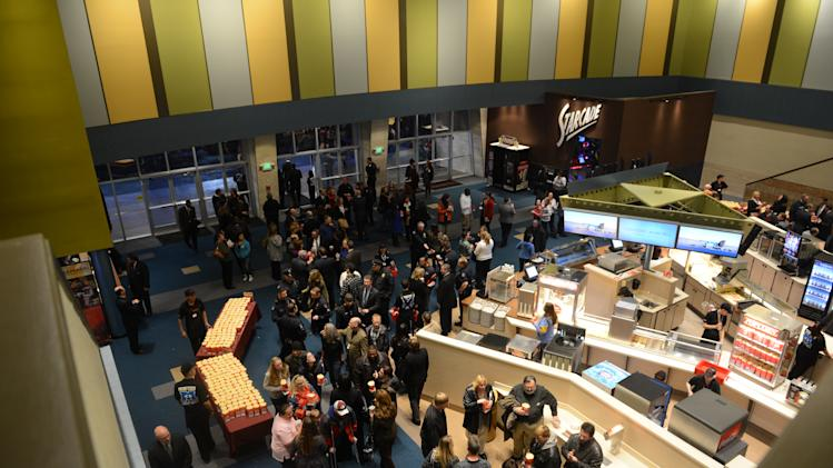 Colorado movie theater reopens with ceremony