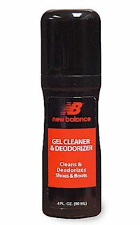 New Balance gel shoe cleaner and deodorize