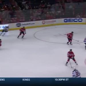 Braden Holtby Save on Ryan Suter (01:40/1st)