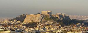 Did an Earthquake Destroy Ancient Greece?