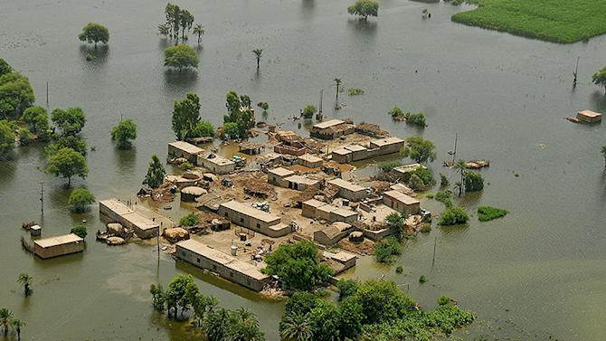 How Villagers Are Rising Above Severe Flooding in Pakistan