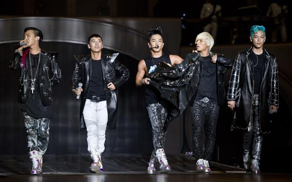 Big Bang comes out on top in Italy