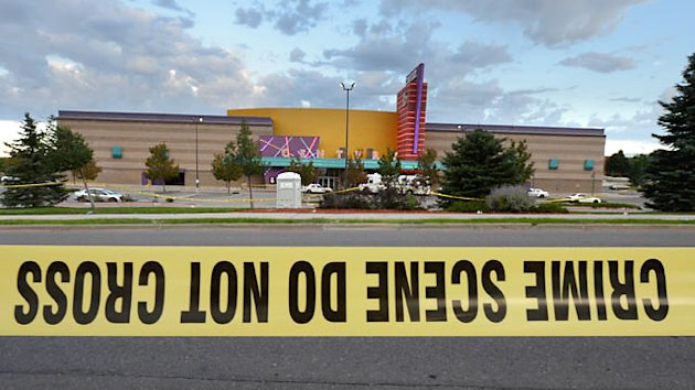 Aurora Movie Theater Shooting Site to Reopen (ABC News)