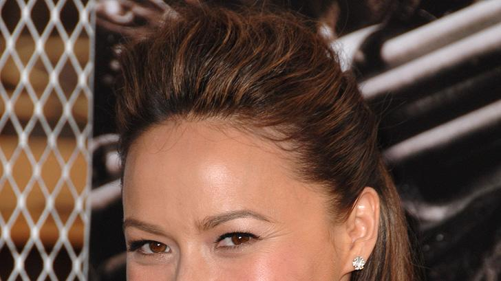 Terminator Salvation LA Premiere 2009 Moon Bloodgood