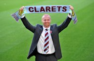 Sean Dyche was eager to get straight back into management