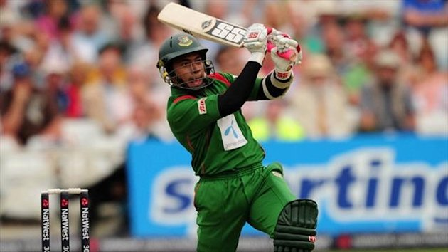 Mushfiqur Rahim averaged 21 during the three-match ODI series