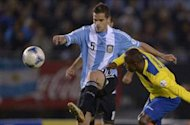 'We must do more than just pass to Messi' - Gago aware of Argentina's shortcomings