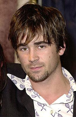 Colin Farrell at the Westwood premiere of 20th Century Fox's Cast Away