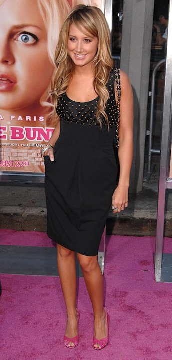 House Bunny LA Premiere 2008 Ashley Tisdale