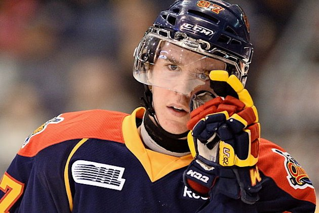 OHL: Erie Otters' Connor McDavid Scores Sick One-handed Goal (video)