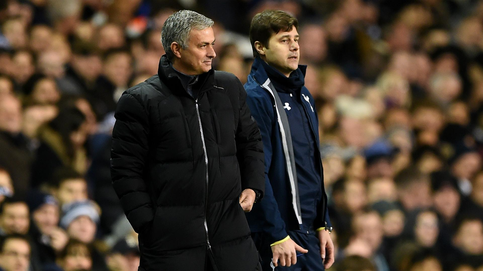 Pochettino talks up positive Mourinho relationship