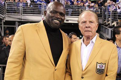 Frank Gifford suffered from CTE before his death