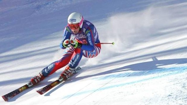 British skiier Chemmy Alcott