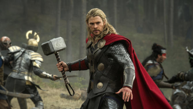 'Thor: The Dark World' bashes box office with $86M
