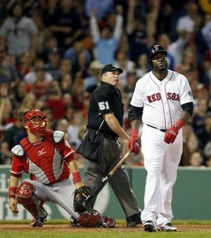 Ortiz, Buchholz lift Boston to 7-2 win in nightcap