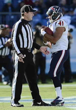 5 things to know about Titans beating Texans 16-10