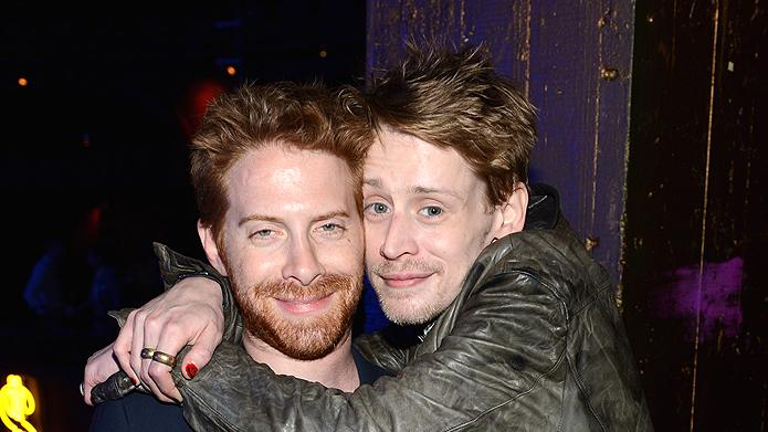Seth Green, Macaulay Culkin