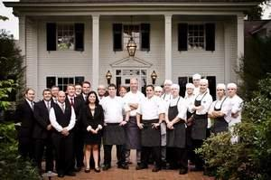 Fearrington House Named Five-Star Restaurant by Forbes Travel Guide