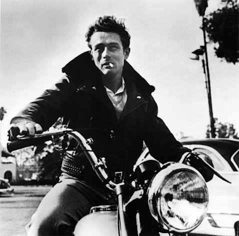 James Dean, 58 años sin el 'rebelde sin causa'