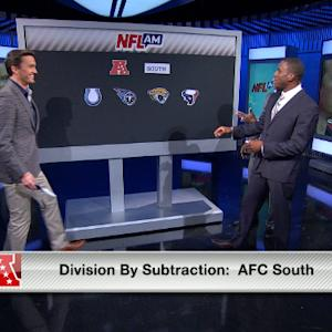 Division by Subtraction: AFC South