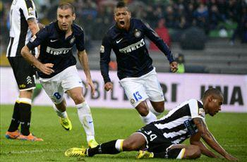 Palacio: Inter were perfect
