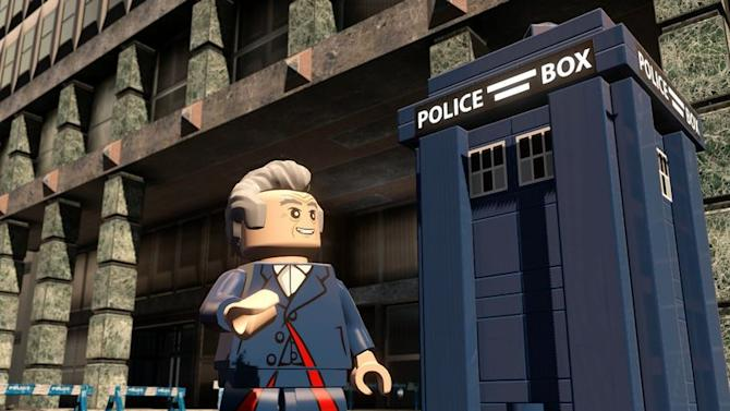 How Lego is using Doctor Who and The Simpsons to create the next big video game