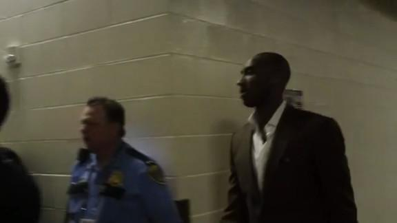 Bosh, Kobe and Wade Arrive