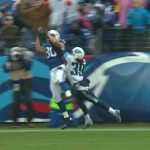 Indianapolis Colts tight end Fleener 8-yard touchdown reception