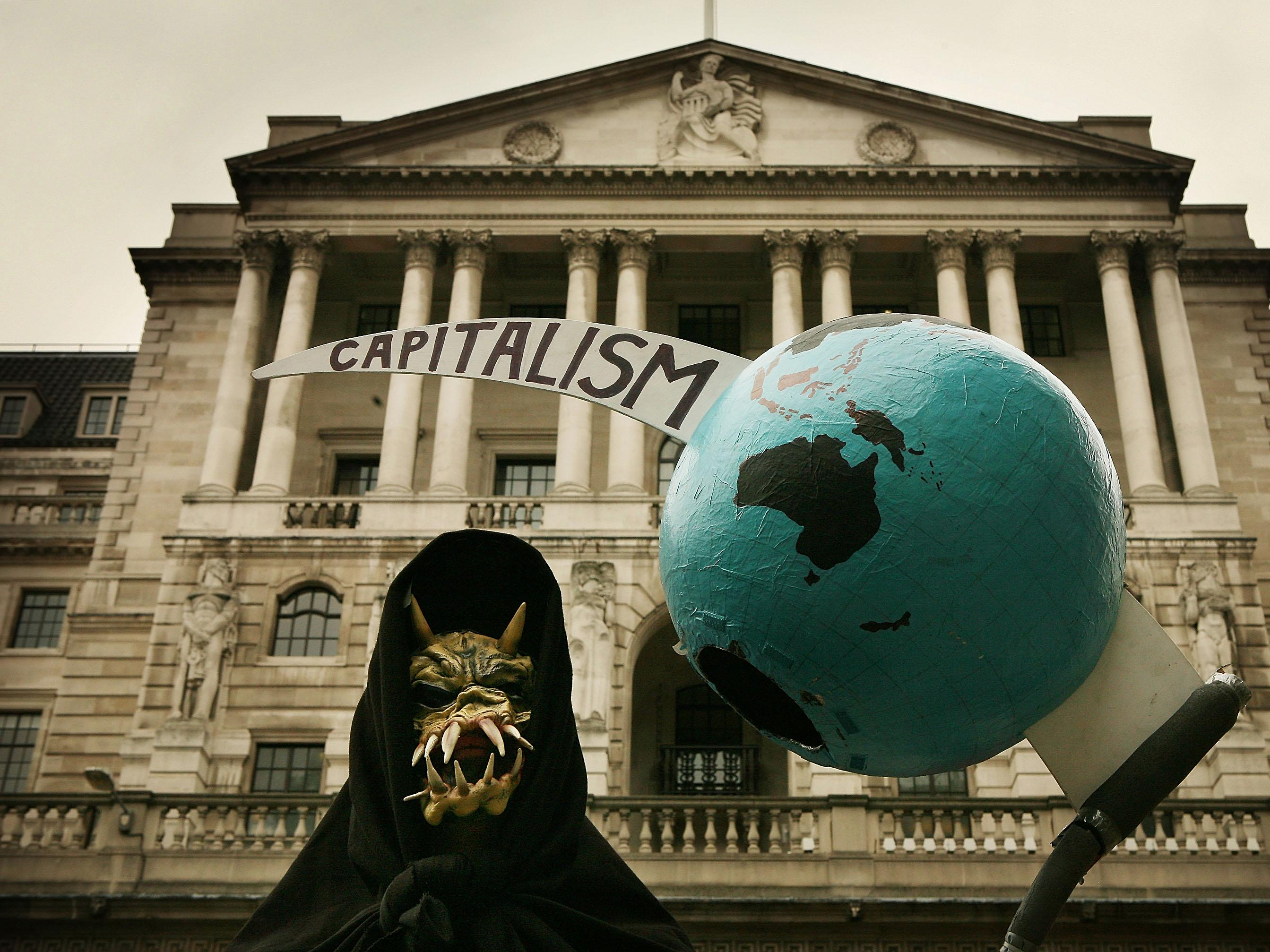 JP MORGAN STRATEGIST: Central banks tried to control the world … and failed miserably