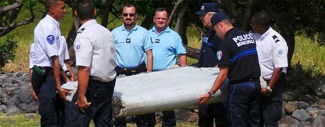 Wreckage may be first trace of Flight MH370