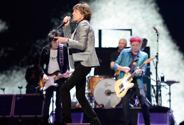 Rolling Stones Get Loose With Mick Taylor in First Newark Show