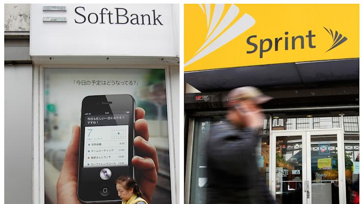 Softbank in talks to invest in Sprint