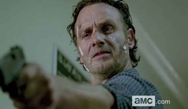 Andrew Lincoln Teases Time Jump On The Walking Dead
